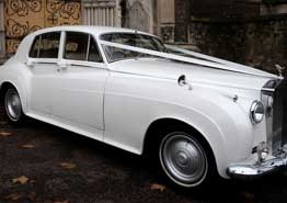 Rolls Royce Cloud I Wedding Car Hire