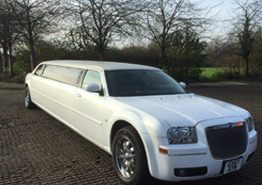Chrysler Limousine Wedding Car Hire
