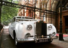 Rolls Royce Cloud II Wedding Car Hire