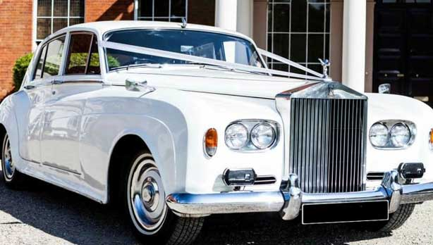 Rolls Royce Cloud iii Wedding Car Hire
