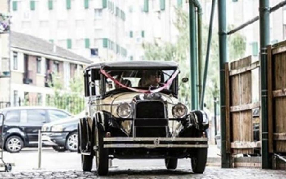 Wedding Car Hire Kent | Wedding Cars Kent - A.T. Beauford