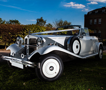 Wedding Car Hire in Hertfordshire