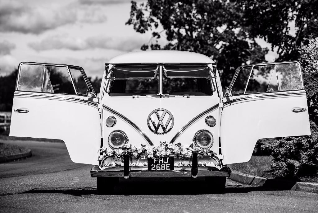 VW Campervan Hire London