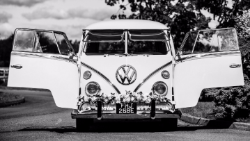 VW Campervan Hire London