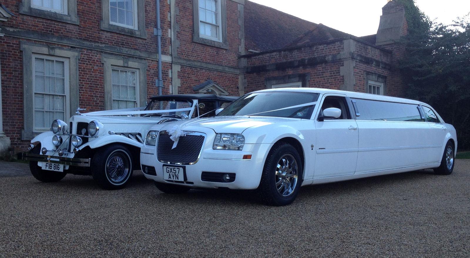 Chrysler Limousine Hire A T Beauford