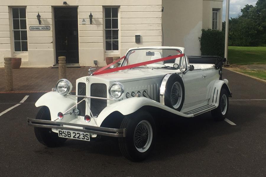 White Beauford II
